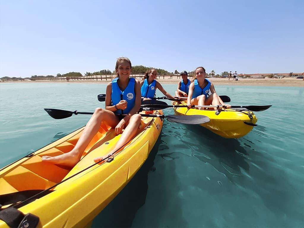 Kayak Delta del Ebro