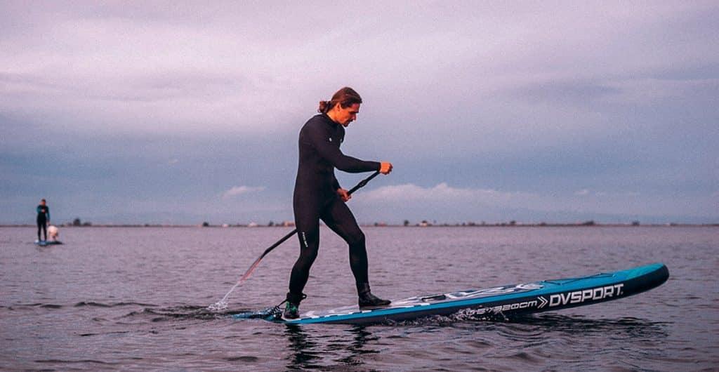 Hacer Paddle Surf Delta del Ebro