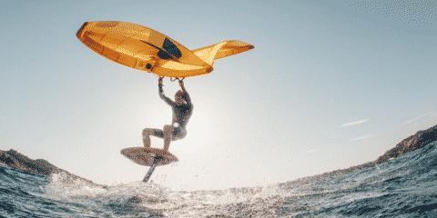 Wing Surf Delta del Ebro